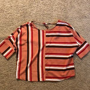 Express Striped Top